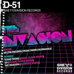 The Invasion EP album