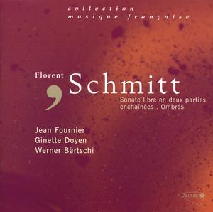 Schmitt - Sonate libre pour violon et piano-Ombres
