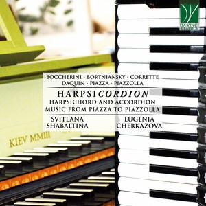 Harpsichordion  - Astor Piazzolla