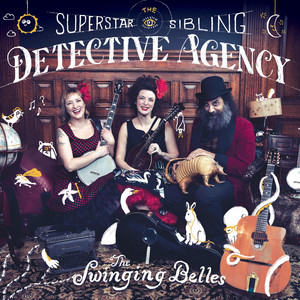 The Superstar Sibling Detective Agency