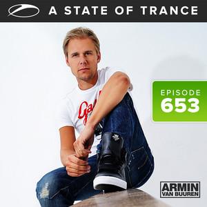 Marathon [ASOT 653] - Simon O'Shine Mix cover art