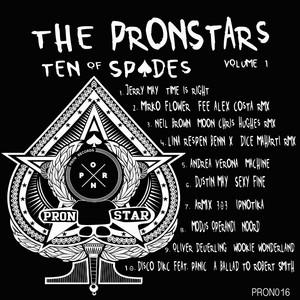 The Pronstars Ten Of Spades, Vol. 1 album