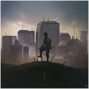Soldier album cover
