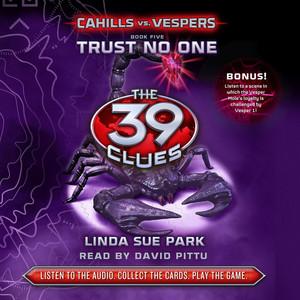 Trust No One - The 39 Clues: Cahills vs. Vespers, Book 5 (Unabridged) Livre audio téléchargement gratuit