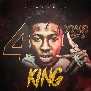 4 Sons of a King cover art