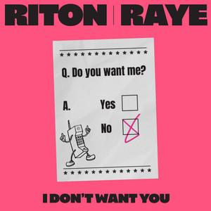 Riton x Raye - I Don´t Want You