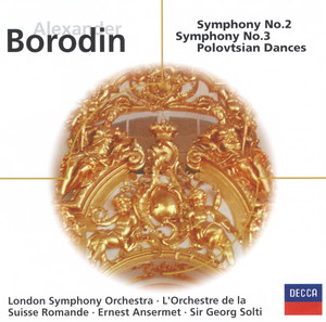 Overture Prince Igor by Alexander Borodin, London Symphony Orchestra, Sir Georg Solti