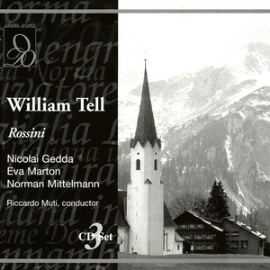 "William Tell: Act III, ""Qual fragor? quai suono acolto"" cover art"