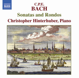 Rondo in D Minor, Wq. 61/4, H. 290 by Carl Philipp Emanuel Bach, Christopher Hinterhuber