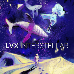 Jupiter and Beyond the Infinite by LVX