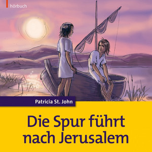 Die Spur führt nach Jerusalem Audiobook