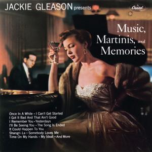 Music, Martinis And Memories album