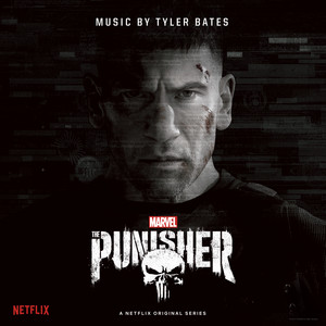 The Punisher End Title cover art