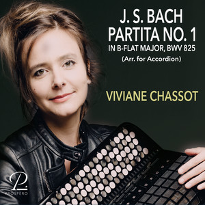 Bach: Partita No. 1 in B-Flat Major (Arr. for Accordion)