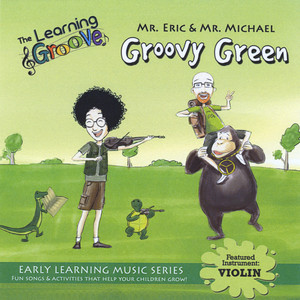 Groovy Green from The Learning Groove