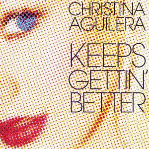 Christina Aguilera – Keeps Getting Better (Studio Acapella)