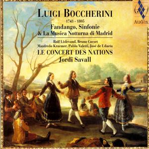 Quintetto in Do Maggiore La Musica Notturna Delle Strade Di Madrid Op. 30, No. 6, G. 324: Passa Calle - Allegro Vivo by Luigi Boccherini, Jordi Savall, Rolf Lislevand, Le Concert Des Nations