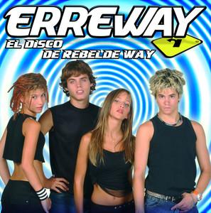 El disco de Rebelde way