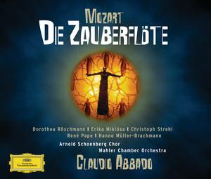 Mozart: Die Zauberflöte Audiobook