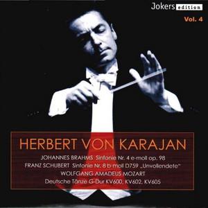 German Dance in G Major, K. 605 by Philharmonia Orchestra, Herbert von Karajan