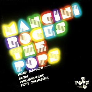 Mancini Rocks The Pops album