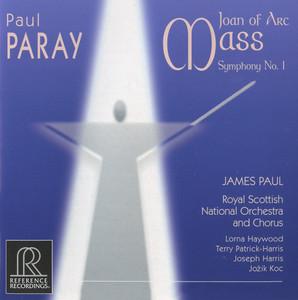 Paray: Symphony No. 1 & Joan of Arc Mass
