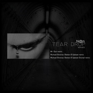 Tear Drop - Remix cover art