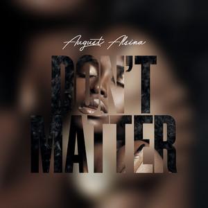 Don't Matter cover art
