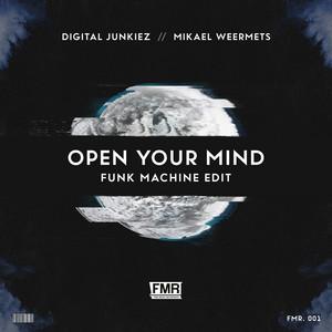 Mikael Weermets, Digital Junkiez – Open Your Mind (Acapella)