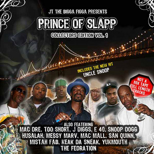 Prince Of Slapp