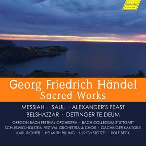Handel: Sacred Works