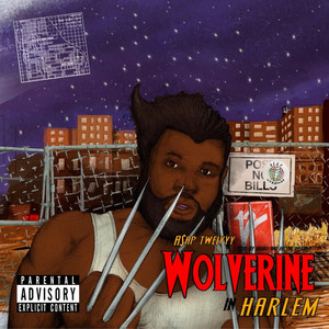 WOLVERINE IN HARLEM