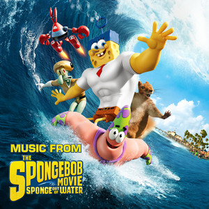 Sandy Squirrel - Music from The Spongebob Movie Sponge Out Of Water