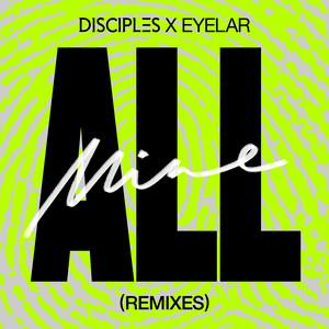 All Mine - TS7 Remix cover art