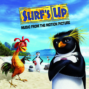 Surf's Up Music From The Motion Picture album
