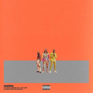 Monica cover art