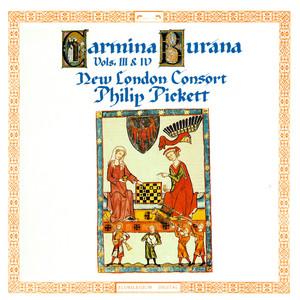 Carmina Burana: 3. Licet eger cum egrotis cover art