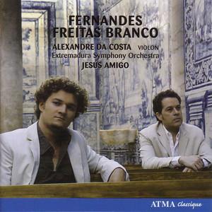 Violin Concerto in E Major: I. Allegro assai by Armando José Fernandes, Alexandre Da Costa, Extremadura Symphony Orchestra, Jesus Amigo