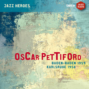 Oscar Pettiford (Baden-Baden 1959, Karlsruhe 1958) album
