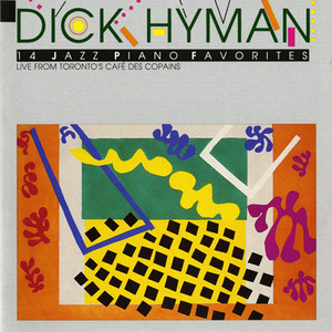 Hyman, Dick: Live from Toronto's Cafe des Copains album
