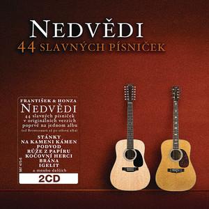Jan Nedvěd - 44 slavnych pisnicek 2 (2CD)