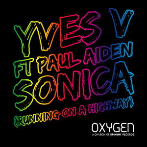 Sonica (Running On A Highway) [feat. Paul Aiden]