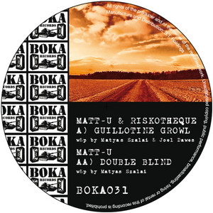 Guillotine Growl / Double Blind