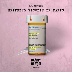 Sniffing Vicodin in Paris (Danny Olson Remix)