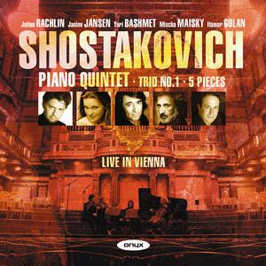 Five Pieces For Two Violins and Piano: I. Prelude by Dmitri Shostakovich, Julian Rachlin, Janine Jansen, Yuri Bashmet, Mischa Maisky, Itamar Golan