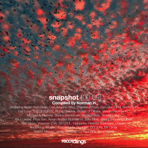 Snapshot {00.09} - Compiled by Norman H