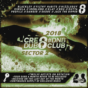 Cre8DnB DubClub Sector 2 Round 9