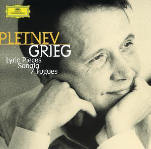 Lyric Pieces Book II, Op.38: 1. Berceuse by Edvard Grieg, Mikhail Pletnev