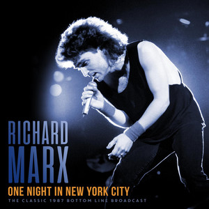 One Night In New York City (Live 1987)