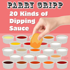 20 Kinds of Dipping Sauce